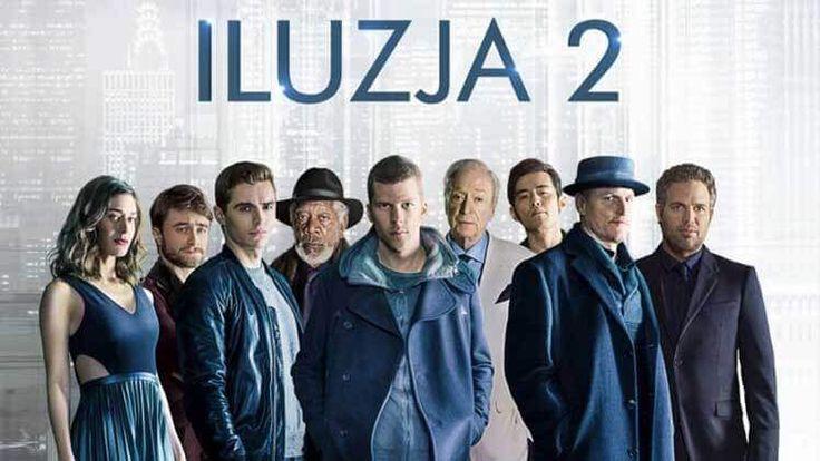 Iluzja 2 – Now you see me 2 (2016) – Lektor PL – cały film online na Video Penny