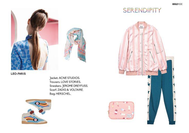 IDOLE Magazine #13 Spring 16 - Serendipity