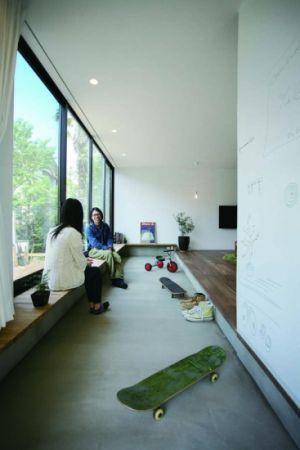 遊び心溢れるどこに居ても楽しい家|boundary|Sturdy Style 一級建築士事務所 施工事例|建築条件付土地分譲|埼玉・千葉・東京の注文住宅ならポラスの注文住宅