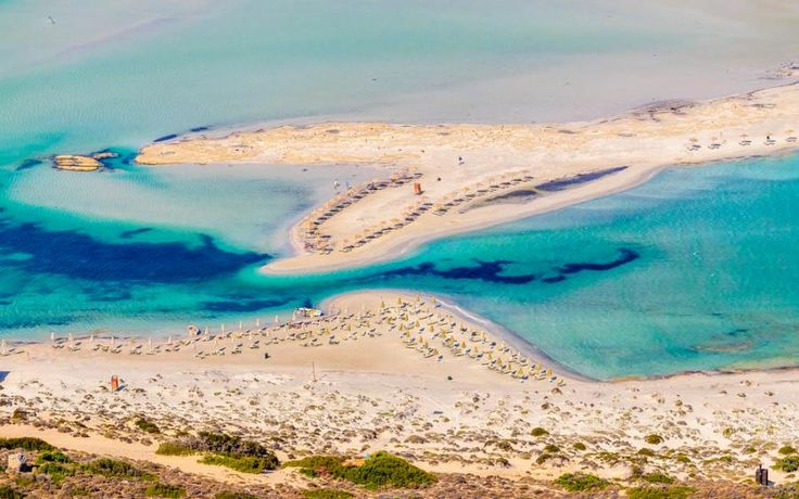 Visit Balos Lagoon and Gramvoussa - two of the most famous and popular destinations in Crete with this full day tour. Enjoy the crystal blue water of Balos Lagoon and discover the remains of the Venetian fortress in Gramvoussas with Tourboks.