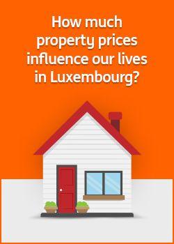 A quel point les prix de l'immobilier influencent nos vies au Luxembourg ? | MyMoney.lu