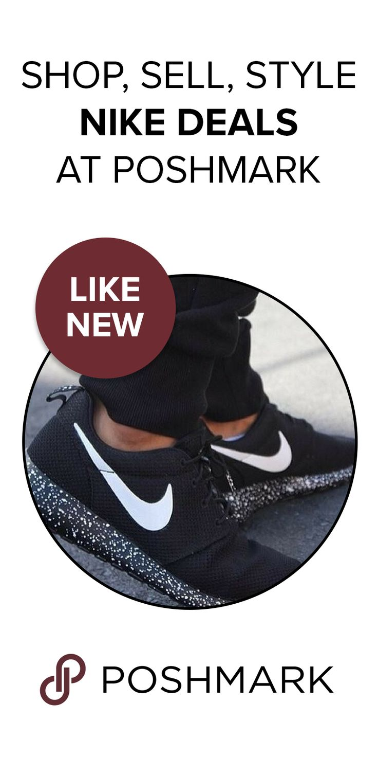 Buy and sell real brand name shoes like Nike on Poshmark! Get authentic Nikes for up to 70% off or sell your pre-loved shoes for cash - buyer protection guaranteed! Download the free app and start shopping/selling!