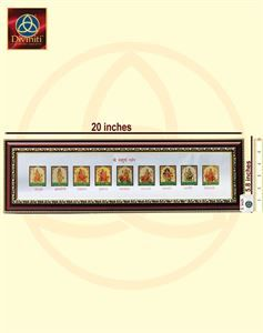 Here is nav durga photo frame inculding Mata Shailaputri, Mata Brahmacharini, Mata Chandraghanta, Mata Kushmanda, Mata Skandamata, Mata Katyayani, Mata Kalaratri, Mata Mahagauri and Mata Siddhidatri . Buy online and take blessings of maa durga. @ http://diviniti.co.in/en/nav-durga-photo-frame