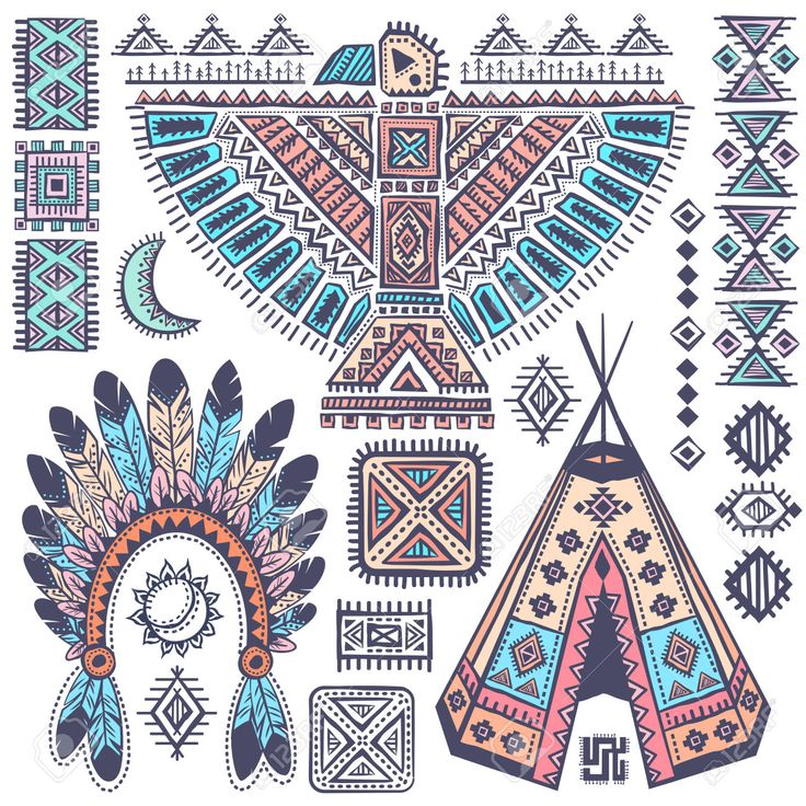 native american symbols thesymbolsnet - 736×736