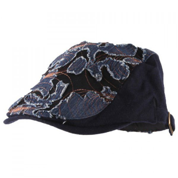 Chic Rag and Line Embellished Color Block Women's Visor #shoes, #jewelry, #women, #men, #hats