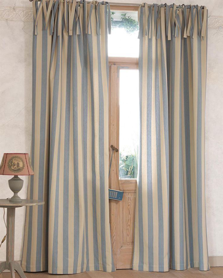 ber ideen zu gardinen landhausstil auf pinterest vorh nge landhausstil vintage. Black Bedroom Furniture Sets. Home Design Ideas