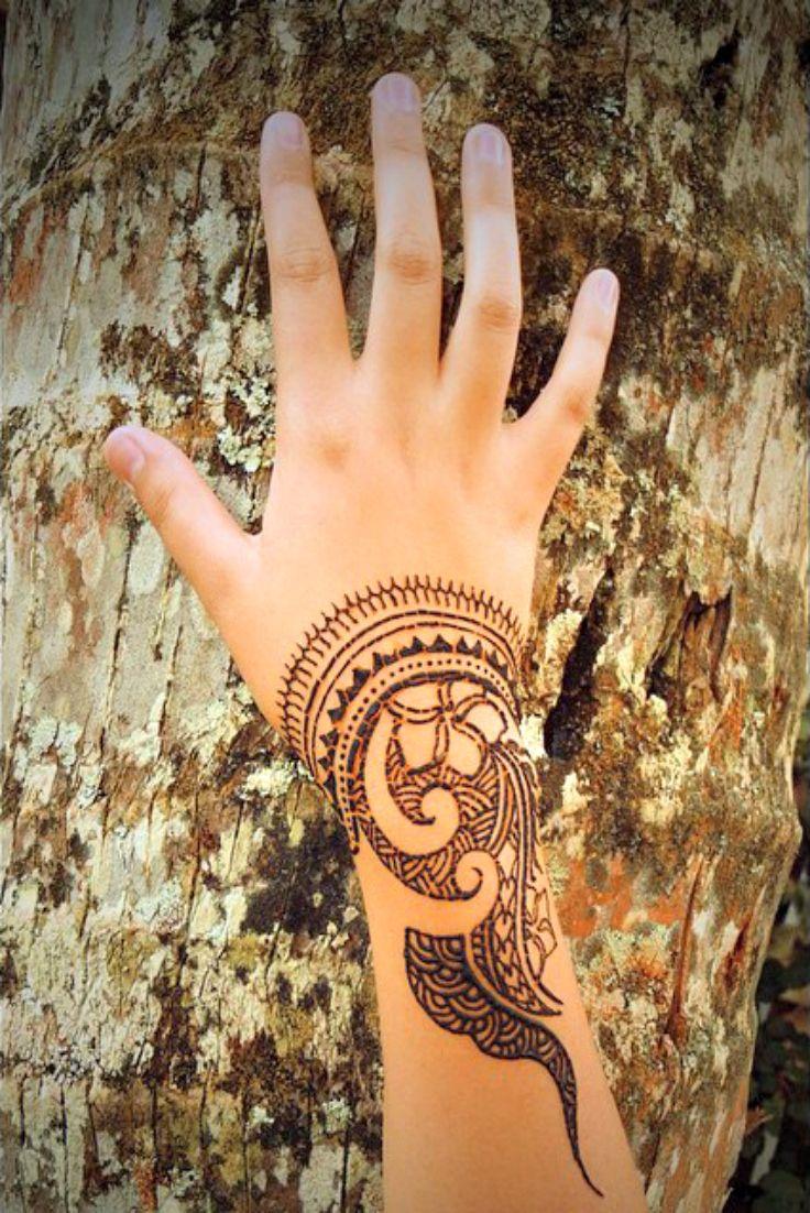 Polynesian Henna Tattoo: 36 Best Memory Tattoos Images On Pinterest