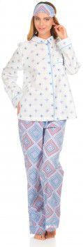 Пижама Victoria's Secret SL-340436-3M9 S/S Geo diamond print (ROZ6205001302)