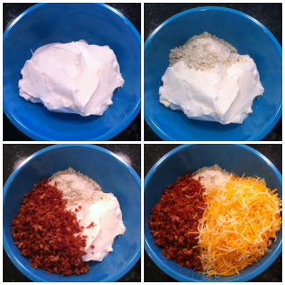 how to make cheese dip out of shredded cheese