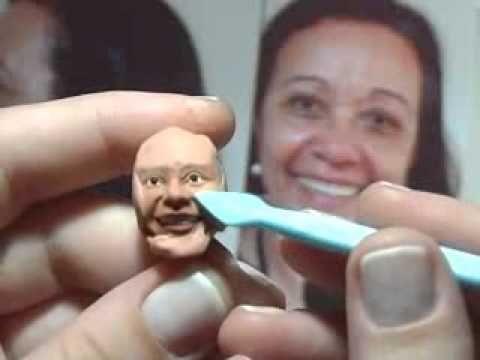 Flávia Pina escultura de rosto - vídeo 002 - ref 04