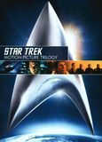 Star Trek: Motion Picture Trilogy [3 Discs] [DVD], 142764