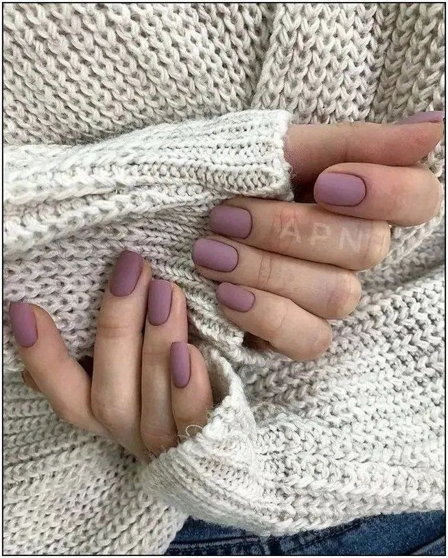 146+ splendid matte nail design ideas try for you 41 ~ my.easy-cookings.me