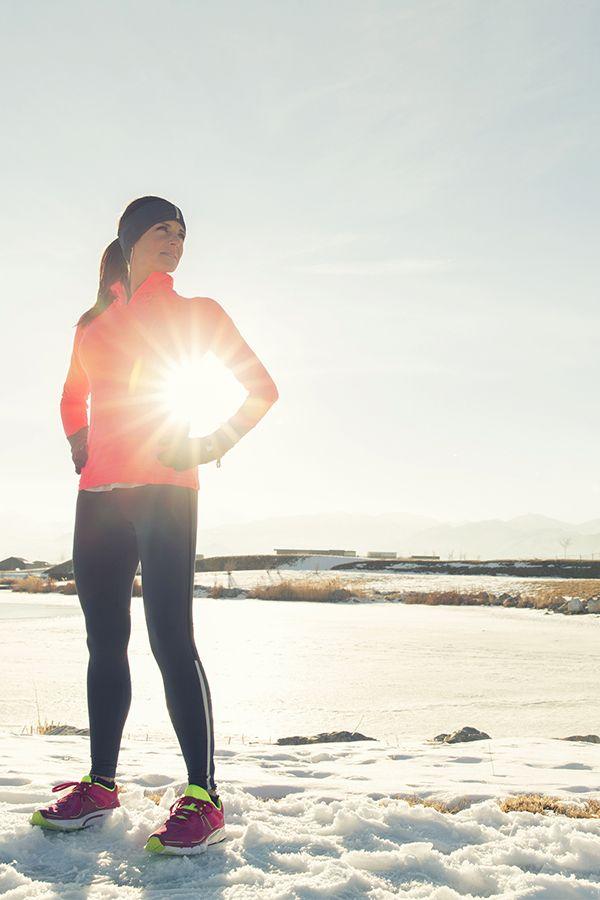 6 astuces pour maintenir sa motivation en hiver.