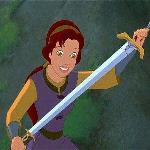 Quest for Camelot | 21 Non-Disney Animated Movies You Have To See ASAP