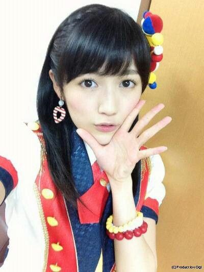 Watanabe Mayu / Mayuyu (AKB48) in Koisuru Fortune Cookies outfit