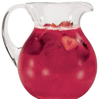 "Pinnacle Vodka ""Double Punch""    1 part Pinnacle Tropical Punch  2 parts Ginger Ale  1 part Fruit Punch  1 part Pineapple Juice  Mix in a pitcher with ice and fruit."