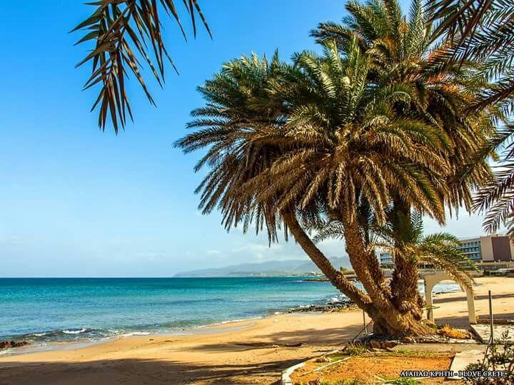 Stalida, Heraklion, Crete, Greece