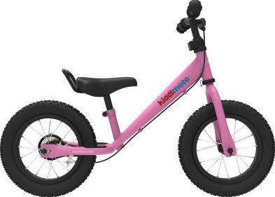 Kiddimoto Super junior Max pushbike with breaks - pink Awards : British design Breaking system : Frein arrière Details : Tyres with inflated rubber ring, 12 inches, Poignée derrière la selle pour le transport, Poignée sculptées pour les petites mains http://www.comparestoreprices.co.uk/january-2017-7/kiddimoto-super-junior-max-pushbike-with-breaks--pink.asp