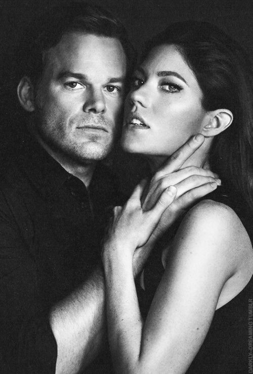Dexter & Debra Morgan. Love and miss them. So much so there's now a void in my life.