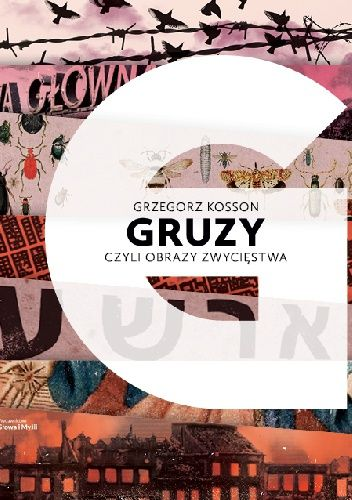 Book cover of Gruzy (Debris) second part of my Warsaw trilogy