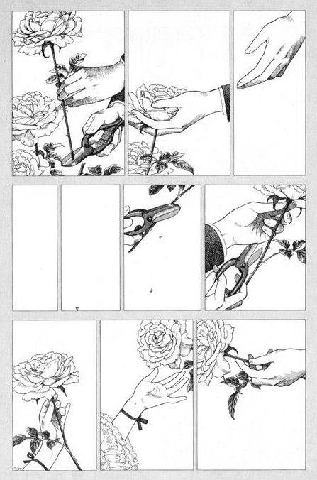 星の時計のLiddell by 内田善美(yoshimi uchida) 第3巻104p