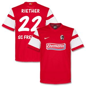 Nike SC Freiburg Home Riether Shirt 2014 2015 (Fan SC Freiburg Home Riether Shirt 2014 2015 (Fan Style Printing) http://www.comparestoreprices.co.uk/football-shirts/nike-sc-freiburg-home-riether-shirt-2014-2015-fan.asp