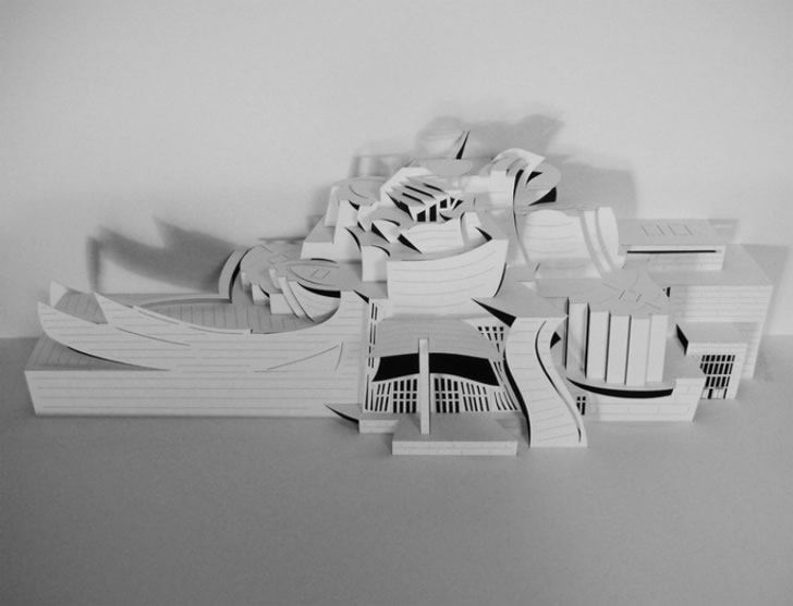 Kirigami Architecture