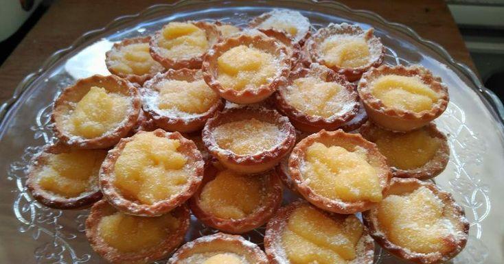 Desde el MENÚ DEL GUERRERO hacen un homenaje a los famosos amantes de Teruel con estas tartaletas rellenas de una crema irresistible.