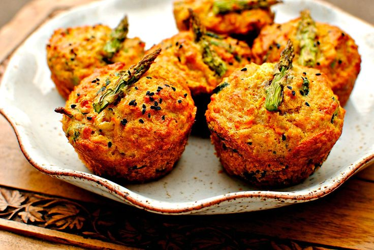 Spring Veg Breakfast Muffins 50 Savoury Breakfast Muffins To Satisfy Your Mornings With!