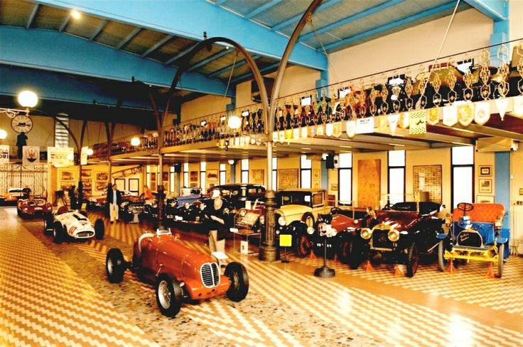 Il Museo Umberto Panini presso l'azienda agricola Hombre