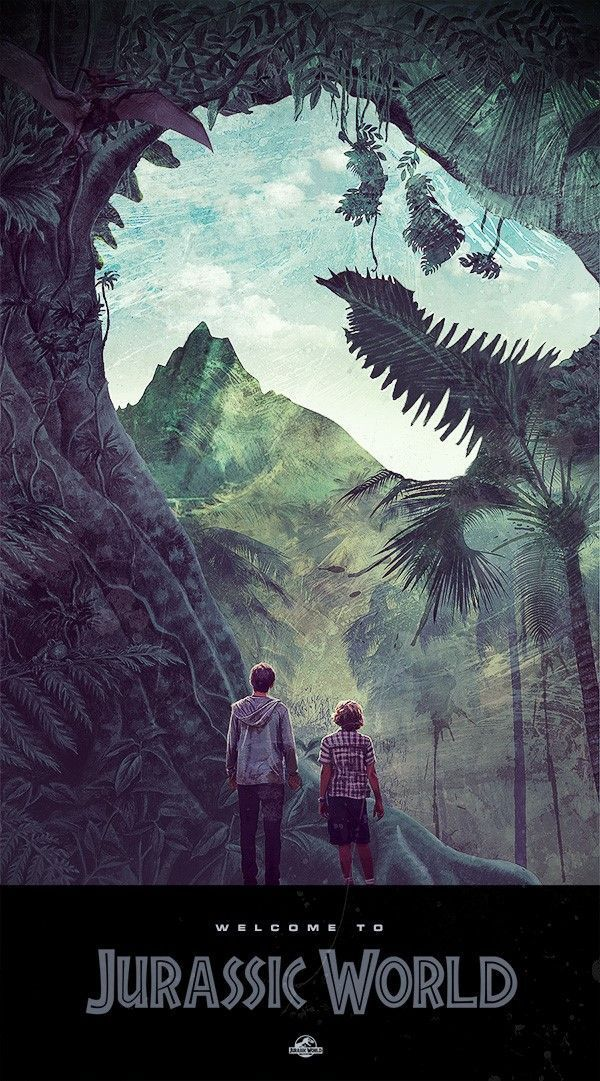 Jurassic World. Brilliant, no scary dreams :)
