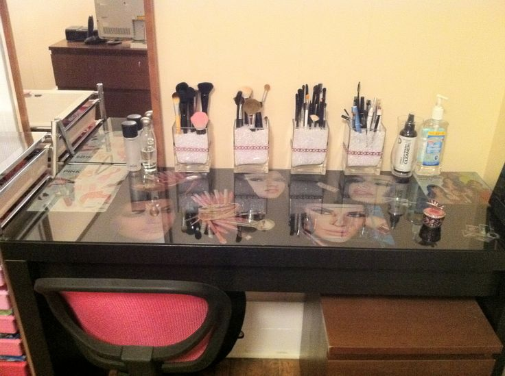61 best Makeup Vanity. images on Pinterest | Makeup tables, Home ...