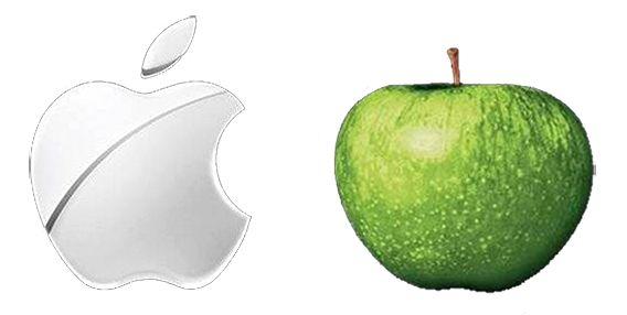 SBFC (27 octobre 2012) — La pomme du logo de la société des Beatles, Apple Corps Ltd., appartient désormais uniquement à la firme informatique Apple Inc. C'est le géant informatique Apple, société créée le 1er avril 1976 par Steve Jobs et Steve Wozniak, qui détient désormais la propriété intellectuelle totale sur le logo à la pomme, après trente ans de procès.