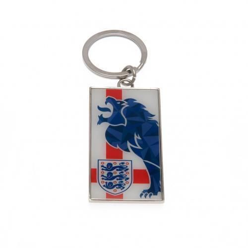 Official Licensed Football Product England FA Keyring SG Lion Design Gift New  | eBay