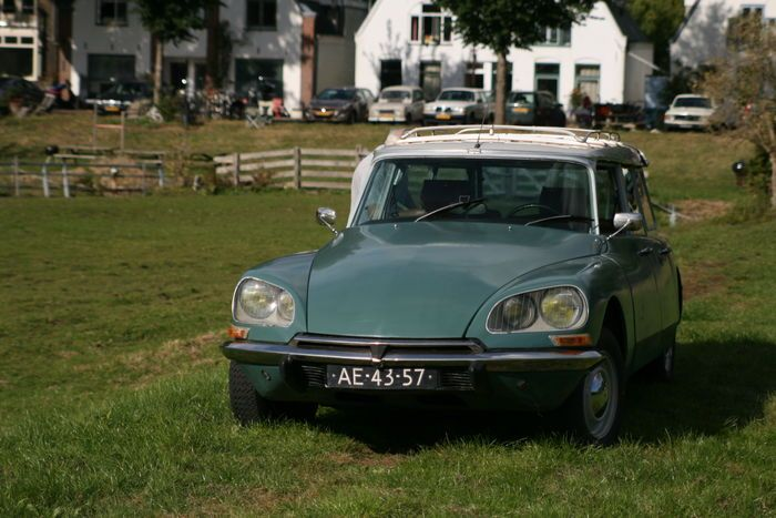 Citroën - DS ID20F Break - 1971
