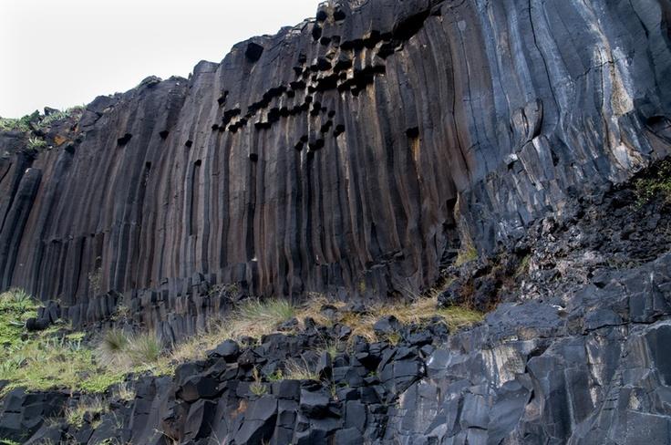 Onde podemos encontrar esta formação de lava? // Where can we find this lava formation?