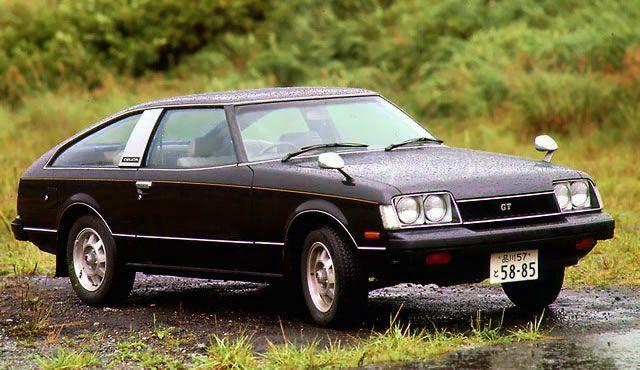 トヨタ セリカ GT リフトバック 1977 (出典:favcars.com)