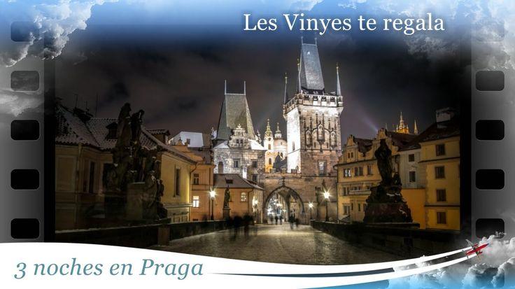 San Valentín ● 3 noches en Praga