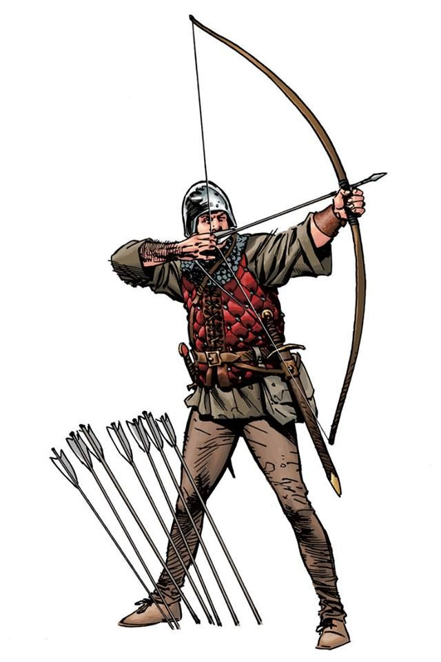 The Battle of Agincourt was a major English victory in the Hundred Years' War. The battle occurred in 1415, near modern-day Azincourt, in northern France. Henry V won against a numerically superior French army. The battle is notable for the use of the English longbow, which Henry used in very large numbers, with English and Welsh archers forming most of his army.