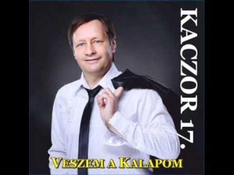 Kaczor Fercenc 17 ALBUMA TELJES