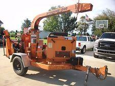"2005 Woodchuck 1200 Hyroller Wood Chipper Deutz Diesel 12"" Capacity NO RESERVE!!apply now www.bncfin.com/apply"