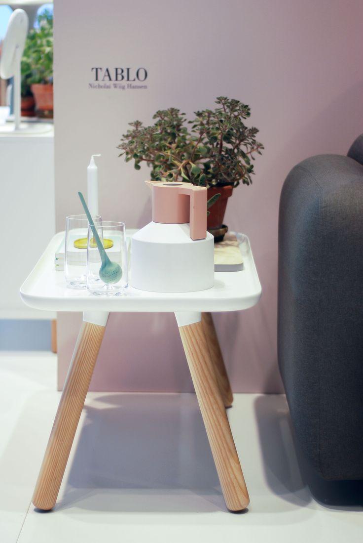 Kopenhagen, Beistelltische, Produktdesign, Esstisch, Große Weiße, Salon,  Wohnzimmer, Objekt, Möbel