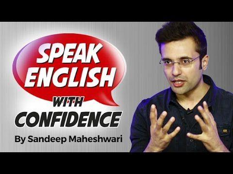 Speak English with Confidence in Hindi by Sandeep Maheshwari