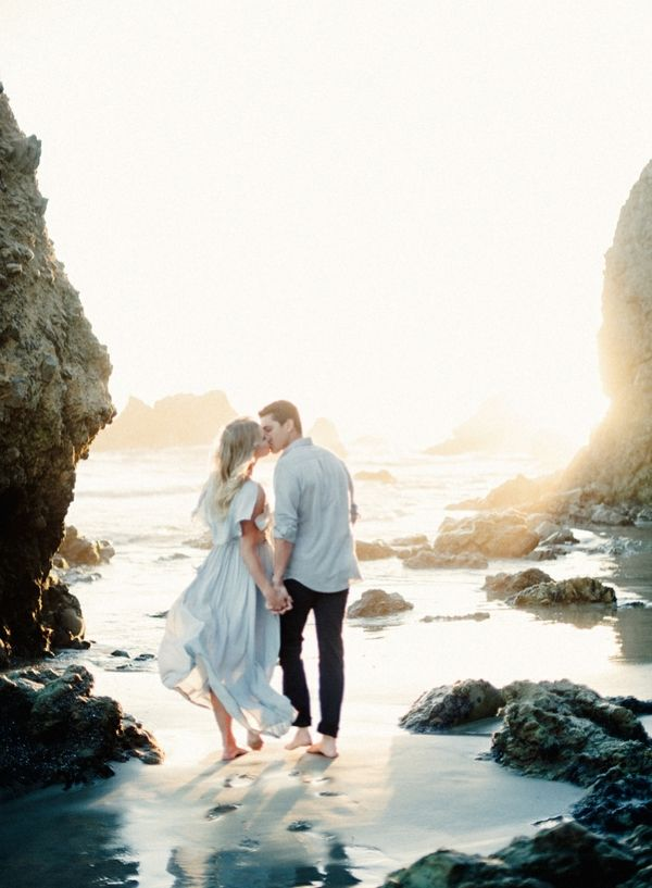 Vasia Photography l Malibu Engagement l Wedding Sparrow l Fine Art Film Photographer