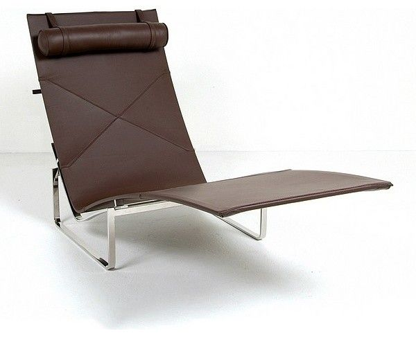 Modern indoor chaise lounge chairs unique designs