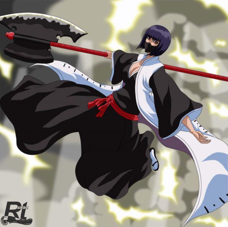 Bleach Oc Hakugin Jin By Sarzill On Deviantart: De 155 Bästa Shinigami-bilderna På Pinterest