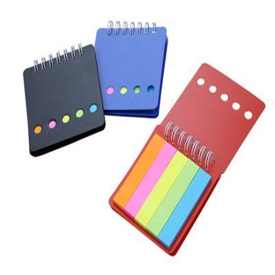Cuaderno con post it   Artículos Publicitarios, Promocionales. Visíta nuestra colección de #Oficina en http://anubysgroup.com/pages/CollectionGallery/27 #AnubysGroup