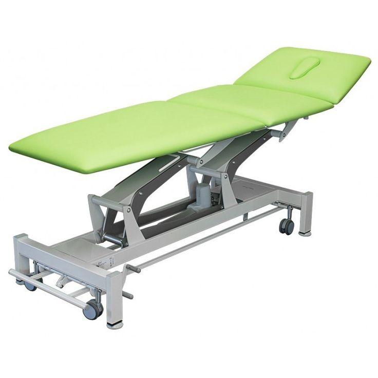 M-S3.F0 Terapeuta - Stół do masażu i rehabilitacji - trzysekcyjny