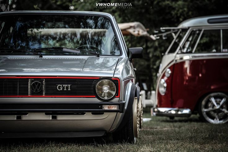 Ma passion pour la Golf 1 GTI