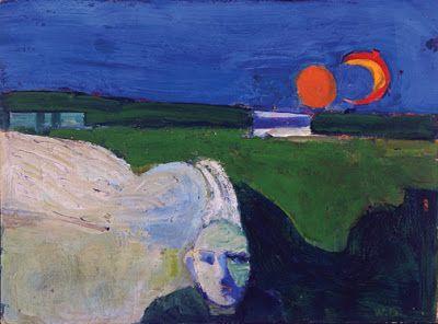 Chez Namaste Nancy: William Theophilus Brown, Bay Area figurative painter, dies at age 92